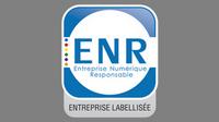 SIRAP reçoit le label ENR Entreprise Numérique Responsable